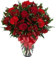 3506 - Red Bouquet