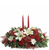 3537 - Holiday Centerpiece