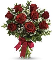 4976 - 9 Red Roses