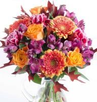 6574 - Fall Flowers