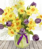 7749 - Flowers for Easter