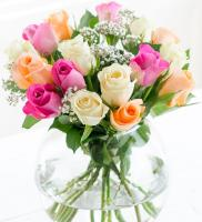 6241 - Mixed Rose Bouquet