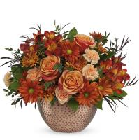 7625 - Thanksgiving Floral Centerpiece
