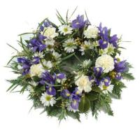 3607 - Flower Wreath