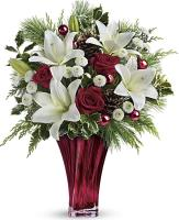 7640 - Holiday Floral